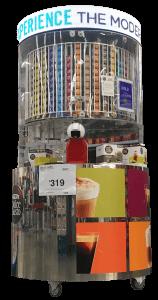 Dolce Store-máquina expendedora de cápsulas de café